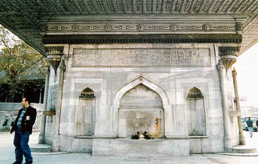Üsküdar lll. Ahmet Çeşmesi  / Uskudar III. Ahmet Fountain