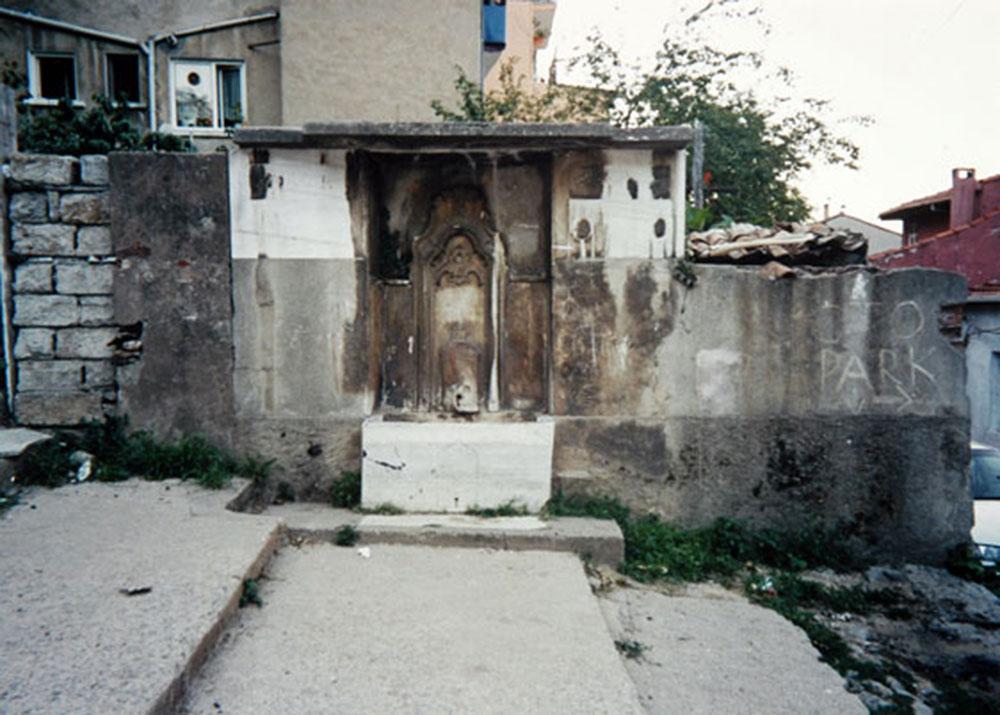 BEYLERBEY ESKİ DİBEK SK. ÇEŞMESİ R.Ö.