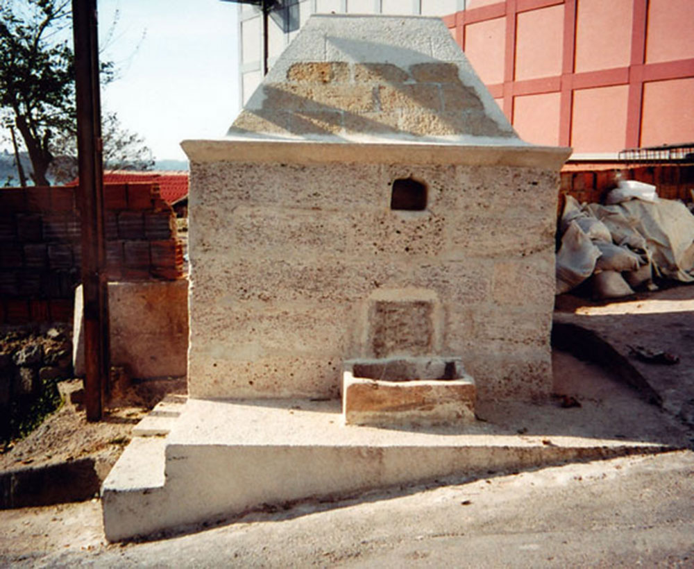 Üsküdar Fatih Sultan Mehmet Çeşmesi /  Üsküdar Fatih Sultan Mehmet  Fountain