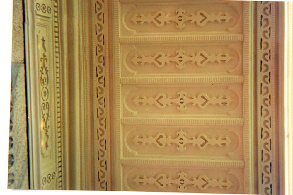 Üsküdar lll. Ahmet Çeşmesi (detay) / Uskudar III. Ahmet Fountain (detail)