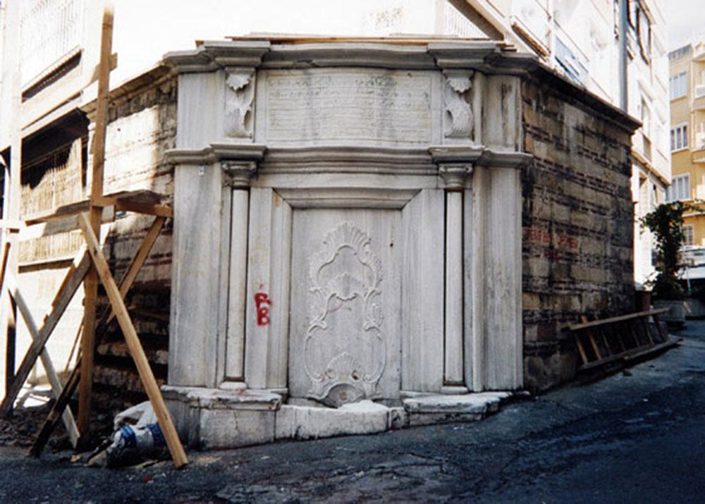 Üsküdar Hibetullah Valide Sultan Çeşmesi /Uskudar Hibetullah Valide Sultan Fountain