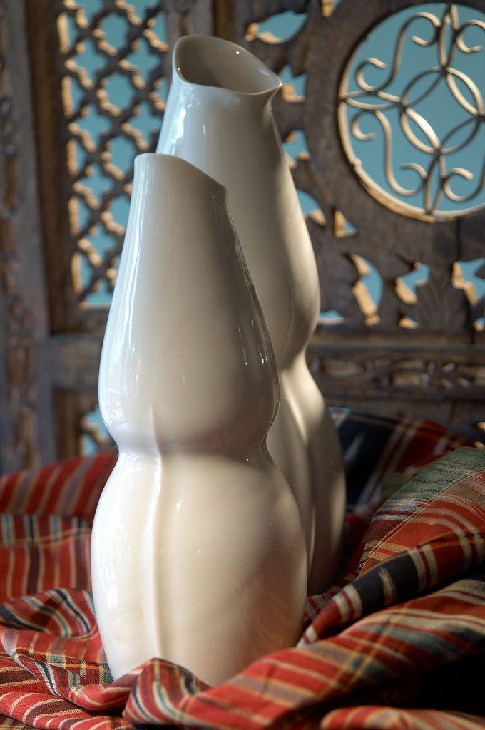 İkili Vazo Seti / Two Vase Set