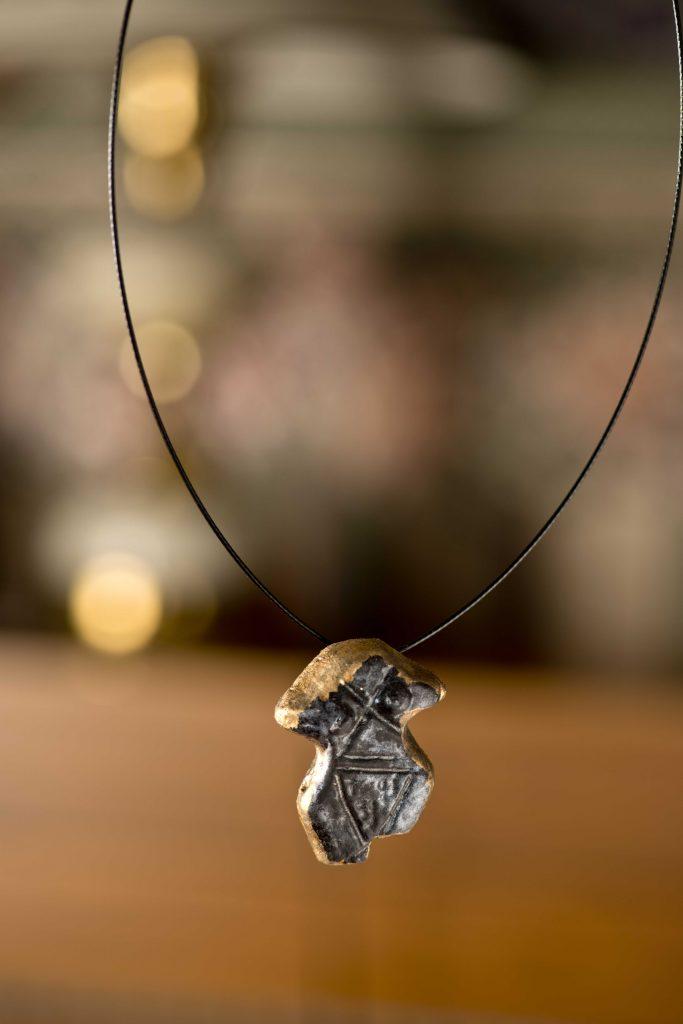 Siyah Seramik Kolye / Black Ceramic Neacklace